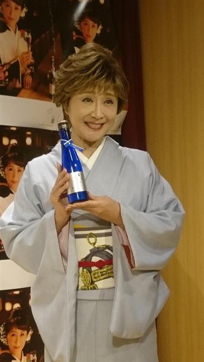 初めて日本酒をプロデュースしたことを明かした小林幸子