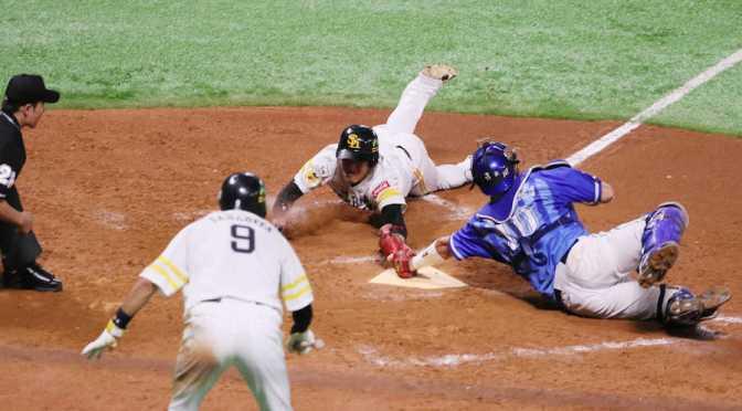 プロ野球日本シリーズ ソフトバンクが2連勝