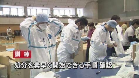鳥インフル 新潟県が初動対応に重点置いた訓練 初実施へ
