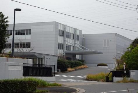 生産工程を研究する華為の新拠点は18年初めにも稼働する(千葉県船橋市)