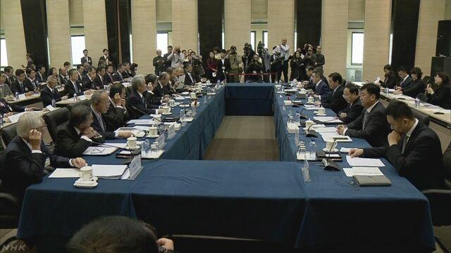 日中経済協会 コピー商品取締り強化を | NHKニュース