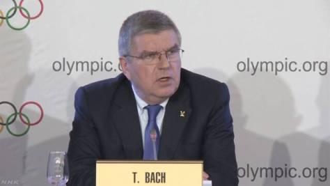 IOC会長 ロシアの不正は前代未聞の攻撃