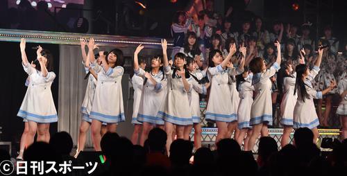 STUがリクアワデビュー「瀬戸内の声」31位 – AKB48 : 日刊スポーツ