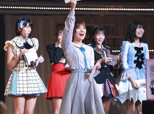 STU岡田奈々がドラフト神引き「運が向いてる」 – AKB48 : 日刊スポーツ