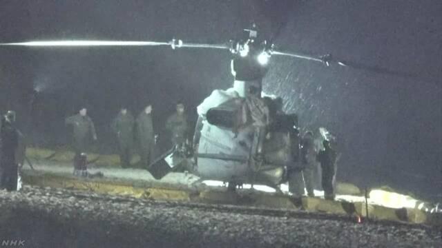 米軍ヘリ 後絶たぬ事故・トラブルに反発強まる 沖縄 | NHKニュース