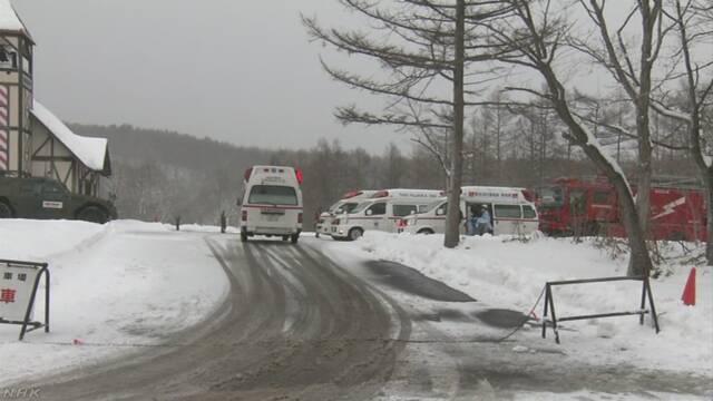 雪崩に巻き込まれた陸自隊員1人死亡