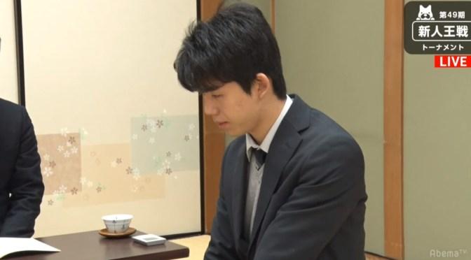 8連勝中の藤井聡太五段、大一番前に弾みつけるか/将棋・新人王戦   AbemaTIMES