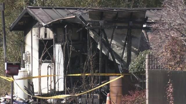千葉 住宅火災で遺体 放火殺人の疑いで少女など男女4人逮捕   NHKニュース