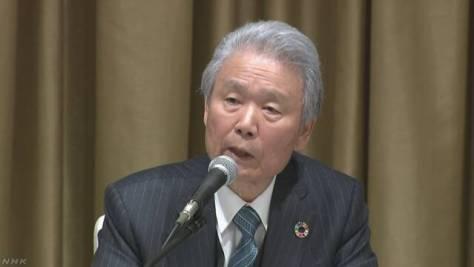経団連会長「日本の車市場はオープン」米大統領に反論 |
