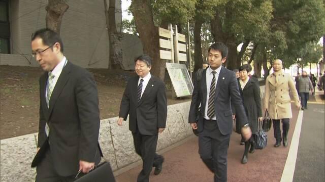 裁判官が警視庁に入る 異例の証拠保全手続き 全学連訴訟 | NHKニュース