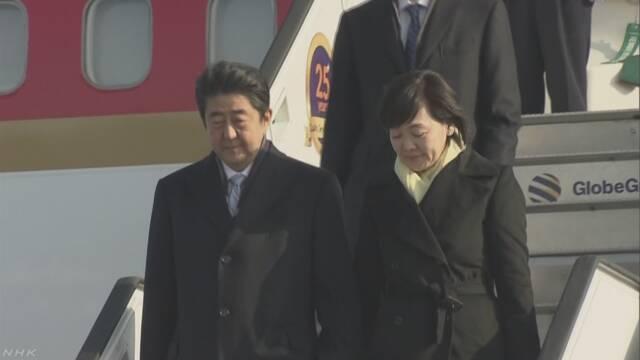 安倍首相や昭恵夫人に危害予告のはがき 郵送される