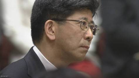 佐川氏 首相夫人の名前削除について「控える」