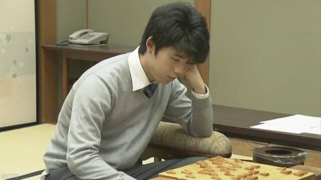 藤井六段が高校入学 「いっそう気を引き締め精進」