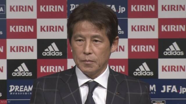 サッカー日本代表監督に西野朗氏
