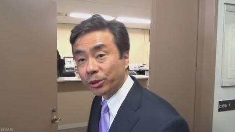 柳瀬氏がコメント 県職員らとの面会を否定
