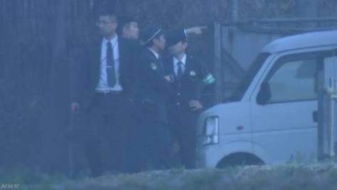 警察官撃たれて死亡 19歳巡査を殺人容疑で逮捕 滋賀 彦根