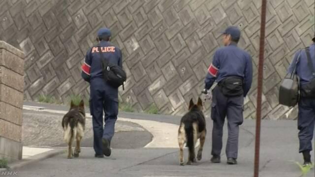 受刑者はどこに 逃走から4日経過も行方分からず | NHKニュース