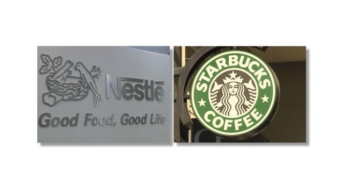 ネスレがスタバから販売権取得 ライバル同士が提携