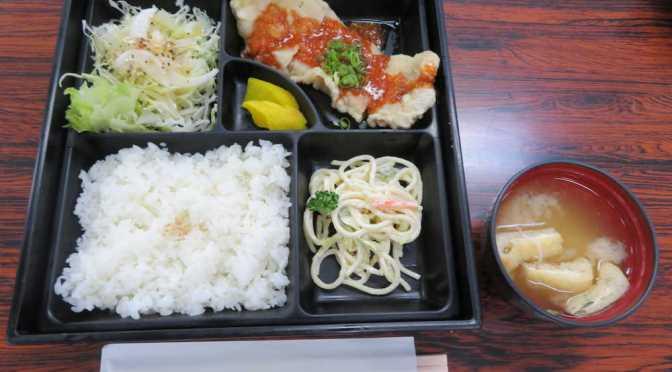 藤井六段、勝負メシは「珍豚美人定食」を出前 船江は店内で同じ定食