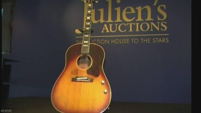 ギブソン・ブランズが経営破綻 米老舗ギターメーカー | NHKニュース