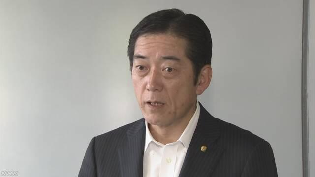 「偽りの説明なら謝罪が常識だ」加計学園問題で愛媛県知事 | NHKニュース