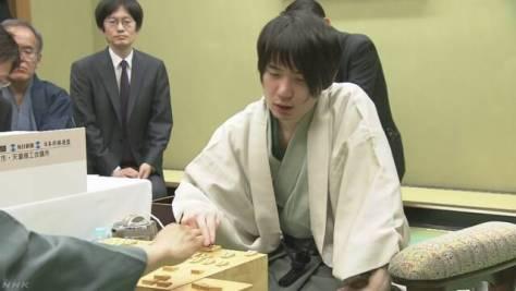 将棋名人戦 佐藤天彦名人が3連覇