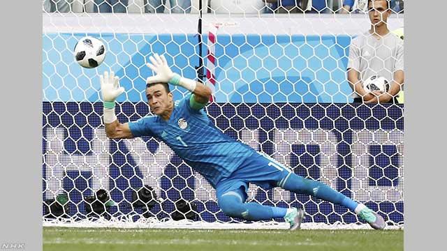 サッカーW杯 エジプトの45歳キーパーが最年長出場記録