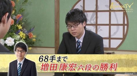 増田康宏六段、佐々木大地四段にフルセットで勝利/AbemaTVトーナメント予選Bブロック