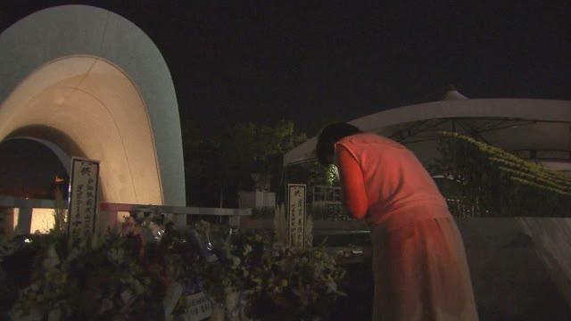 被爆73年の朝 広島・きょう原爆の日