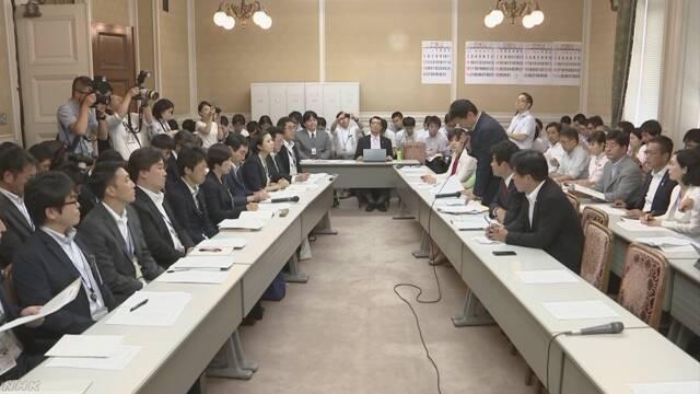 障害者雇用水増し 実態速やかに公表する方針 厚労省 | NHKニュース