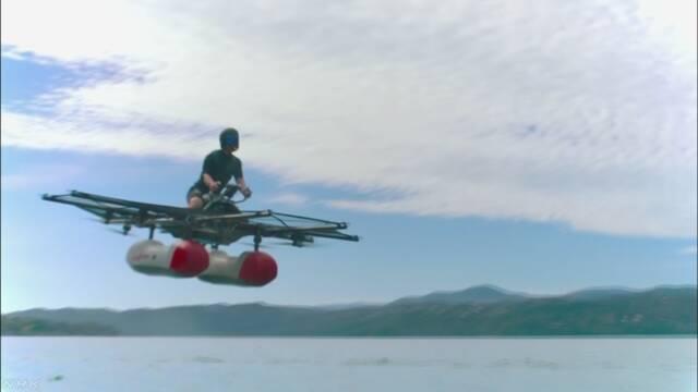 「空飛ぶ車」実用化目指す 官民で運航ルールなど検討へ   NHKニュース