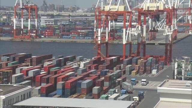 コンテナ船から115キロのコカイン押収 横浜港 | NHKニュース