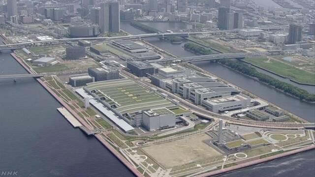 豊洲市場 来月11日オープンへ 農水省が正式認可 | NHKニュース