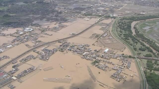 豪雨被害の広島 人手不足で復旧進まず