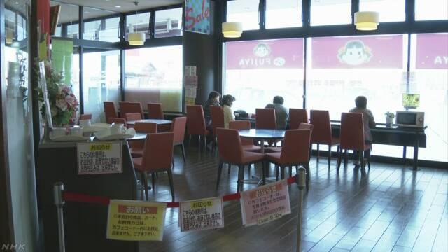 軽減税率「店内飲食禁止なら対象」など 国の新指針を公表 | NHKニュース