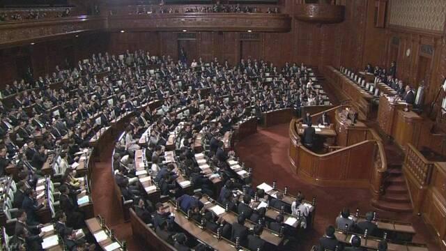 外国人材法案が衆院通過 参議院へ | NHKニュース