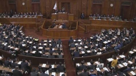 民間参入促す改正水道法が成立 衆院本会議