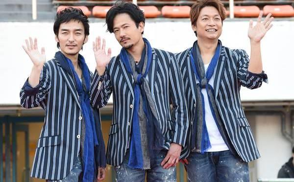 元SMAP3人 地上波テレビ復帰にファン歓喜「次回はよ来い!」 | 女性自身