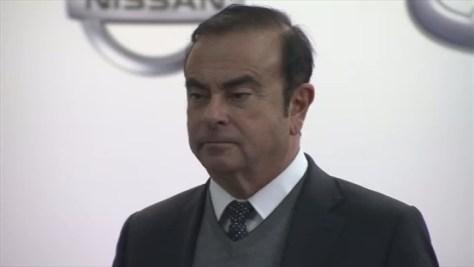 ゴーン容疑者の勾留認める 東京地裁