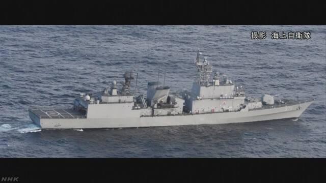 レーダー照射問題 韓国国防省も近く映像公開へ