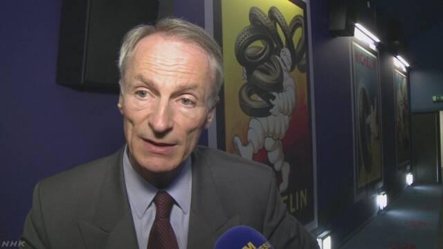 ルノー ゴーン会長の後任 ミシュランのCEOが就任へ | NHKニュース