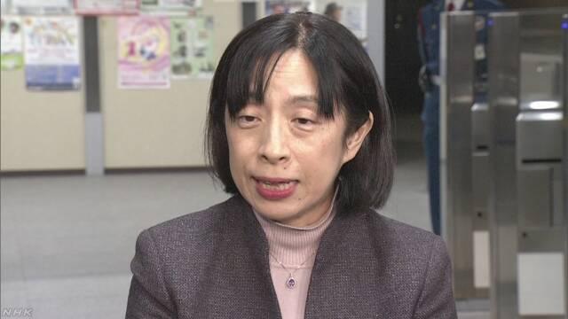 「同席は自然なこと」厚労省官房長 不適切調査の聴取で | NHKニュース