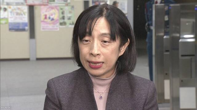 「同席は自然なこと」厚労省官房長 不適切調査の聴取で   NHKニュース