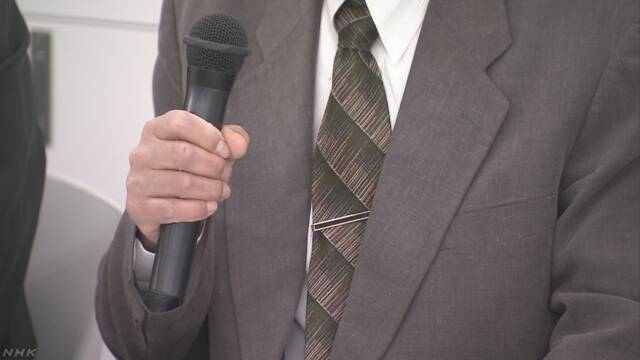 """""""教師のわいせつ行為で通学不能に"""" 女児と両親が提訴 千葉   NHKニュース"""