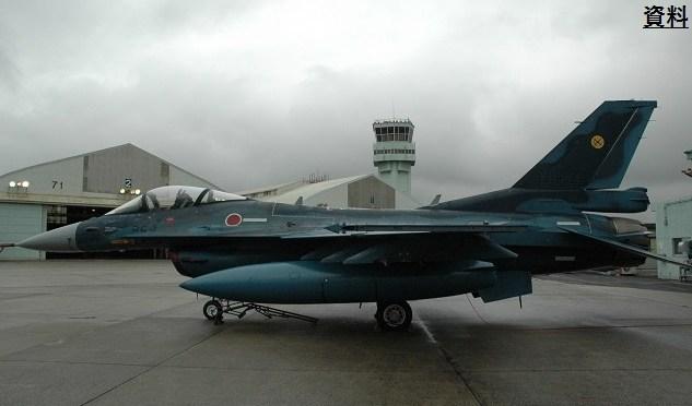 空自F2戦闘機墜落か 搭乗の2人発見 意識あり 山口沖 | NHKニュース
