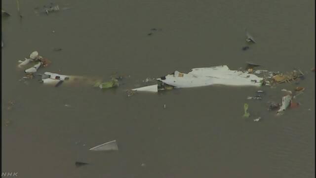 米「アマゾン」専用貨物機が墜落 乗員3人の生存は絶望的か | NHKニュース