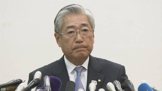 JOC竹田会長 退任が避けられない見通し | NHKニュース