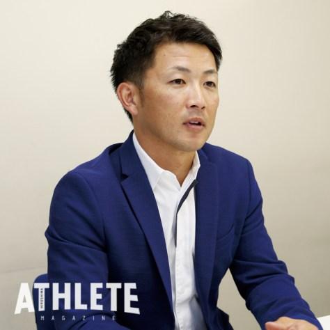 現在は社会人野球・エイジェックで選手兼任コーチとして活躍している梵選手