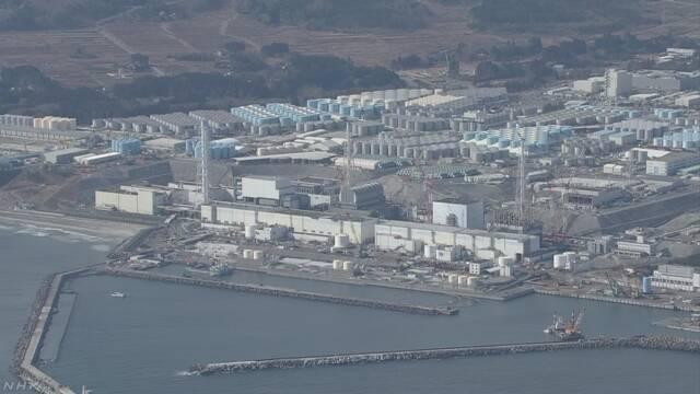 原発廃炉 費用総額 少なくとも6兆7000億円に   NHKニュース