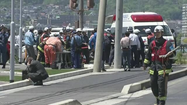 保育園児らの列に車突っ込む 園児4人が重体 2人死亡 大津
